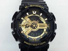 CASIO(カシオ)G-SHOCKの時計を高額で買取する埼玉県上尾市の質屋かんてい局上尾駅前店