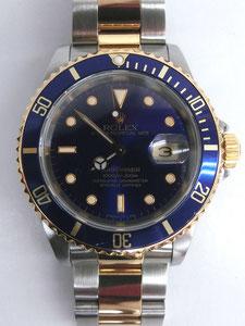 ROLEX ロレックス サブマリーナ デイト 16613の時計買取は埼玉県上尾市の質屋かんてい局上尾駅前店