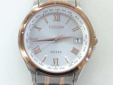 シチズンの時計を高額で買取する埼玉県上尾市の質屋かんてい局上尾駅前店