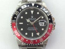 ROLEX(ロレックス)GMTマスター2の時計を高額で買取する埼玉県上尾市の質屋かんてい局上尾駅前店