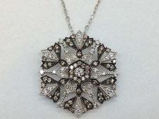 上尾市でダイヤモンドネックレスを買取