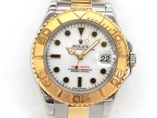 ROLEX ロレックス  ヨットマスター  ロレゾール  168623の時計買取は埼玉県上尾市の質屋かんてい局上尾駅前店