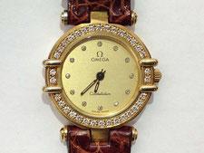 OMEGA オメガ コンステレーション K18など腕時計の買取は埼玉県上尾市の質屋かんてい局上尾駅前店
