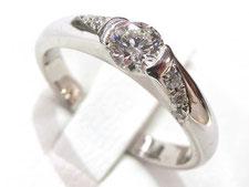 上尾市でダイヤモンドリングを買取