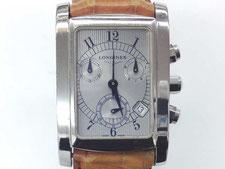 LONGINES ロンジン ドルチェヴィータ クロノグラフ L5.656.4など腕時計の買取は埼玉県上尾市の質屋かんてい局上尾駅前店