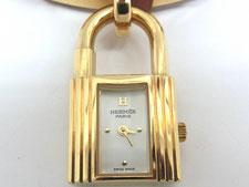 HERMES エルメス ケリーウォッチなど腕時計の買取は埼玉県上尾市の質屋かんてい局上尾駅前店