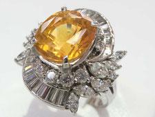 パパラチアサファイアの宝石買取は質屋かんてい局上尾駅前店(金やプラチナ、ダイヤで高額の質預かりいたします)