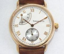 ブランド時計のTIFFANY&Co.(ティファニー)を高額で買取する埼玉県上尾市の質屋かんてい局上尾駅前店