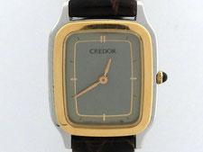 SEIKO セイコー 8420-6730 クレドール レザーベルトなど腕時計の買取は埼玉県上尾市の質屋かんてい局上尾駅前店