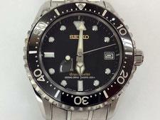 上尾市でセイコーの時計を高額でお買取いたしました。(緊急で物入りの際は、質預かりをご利用いただけます)