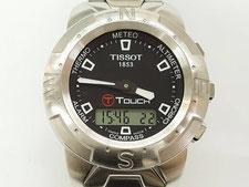 Tissot ティソ クオーツ時計 Z252/352 デジアナなど腕時計の買取は埼玉県上尾市の質屋かんてい局上尾駅前店