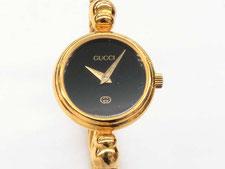 GUCCI グッチ 2700L バングルクオーツ時計など腕時計の買取は埼玉県上尾市の質屋かんてい局上尾駅前店
