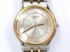 SEIKO セイコー 9571-6020 クレドール メンズ腕時計など腕時計の買取は埼玉県上尾市の質屋かんてい局上尾駅前店