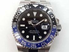 ROLEX ロレックス  GMTマスター2  116710BLNRの時計買取は埼玉県上尾市の質屋かんてい局上尾駅前店