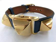 レディース時計 HERMES エルメス メドール クオーツなど腕時計の買取は埼玉県上尾市の質屋かんてい局上尾駅前店