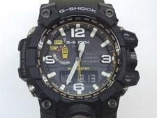 ブランド時計のG-SHOCK(G-ショック)を高額で買取する埼玉県上尾市の質屋かんてい局上尾駅前店