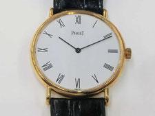 PIAGET ピアジェ 手巻き時計 K18など腕時計の買取は埼玉県上尾市の質屋かんてい局上尾駅前店