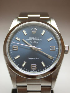 ROLEX ロレックス  エアキング  14000Mの時計買取は埼玉県上尾市の質屋かんてい局上尾駅前店