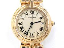 上尾市で時計専門の査定士がカルティエの時計を高額買取します。