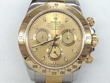 ROLEX ロレックス  デイトナ 116523の時計買取は埼玉県上尾市の質屋かんてい局上尾駅前店