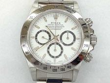 時計のロレックスを高く買取する上尾市の質屋かんてい局