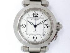 時計のロレックスやカルティエを高く買取する上尾市の質屋かんてい局