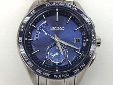 上尾市でセイコーの時計を高値で買取する時計店(ブライツワールドタイムを買取いたしました)