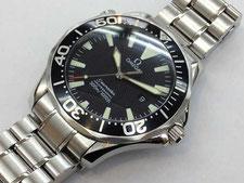 上尾市で時計のオメガを買取