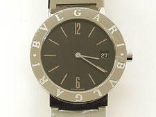 ブルガリ  ブルガリブルガリ  BB33SSの時計買取は埼玉県上尾市の質屋かんてい局上尾駅前店