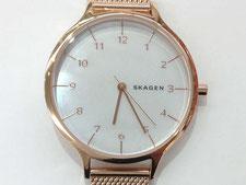 SKAGEN(スカーゲン)の時計を高額で買取する埼玉県上尾市の質屋かんてい局上尾駅前店