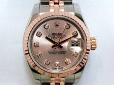 ROLEX ロレックス デイトジャスト 179171Gなど腕時計の買取は埼玉県上尾市の質屋かんてい局上尾駅前店