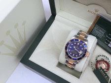 上尾市で時計のロレックスを高額買取