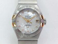 上尾市で時計のロレックスやオメガを高く買取