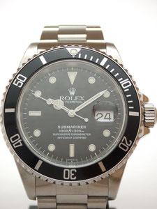 ROLEX ロレックス サブマリーナデイト 16610など腕時計の買取は埼玉県上尾市の質屋かんてい局上尾駅前店