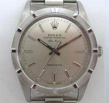 ロレックス  エアキング 14010の時計買取は埼玉県上尾市の質屋かんてい局上尾駅前店