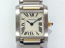 CARTIER カルティエ  タンクフランセーズ  W51007Q4の時計買取は埼玉県上尾市の質屋かんてい局上尾駅前店