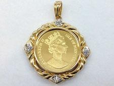 質かんてい局は上尾市で金とダイヤを高額買取店