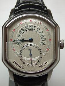 ブランド時計のDANIEL ROTH(ダニエル ロート)を高額で買取する埼玉県上尾市の質屋かんてい局上尾駅前店