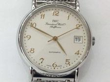 IWCの時計を高額で買取する埼玉県上尾市の質屋かんてい局上尾駅前店