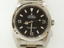 ミルガウス、エクスプローラー、サブマリーナなどロレックスの時計買取は埼玉県上尾市の質屋かんてい局上尾駅前店