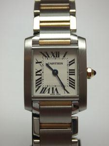 CARTIER カルティエ タンクフランセーズSM W51007Q4の時計買取は埼玉県上尾市の質屋かんてい局上尾駅前店