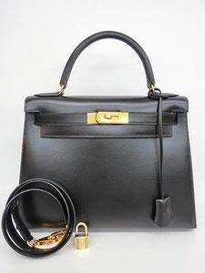ブランド品買取 エルメスの素材と代表的なバッグ