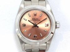 ROLEX ロレックス  オイスター  パーペチュアル  76080の時計買取は埼玉県上尾市の質屋かんてい局上尾駅前店
