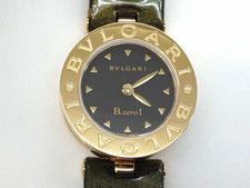 ブルガリの時計B-zero1を高額で買取する埼玉県上尾市の質屋かんてい局上尾駅前店