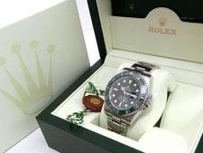 ロレックスの時計をどこよりも高額で買取します。(上尾市の質屋かんてい局上尾駅前店)
