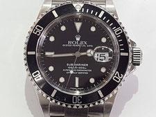 ROLEX ロレックス  サブマリーナデイト  16610の時計買取は埼玉県上尾市の質屋かんてい局上尾駅前店