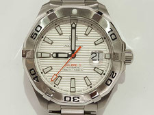 TAG HEUER タグホイヤー アクアレーサー キャリバー5 WAY2013 自動巻きなど腕時計の買取は埼玉県上尾市の質屋かんてい局上尾駅前店