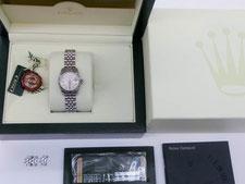 上尾市で時計を買取