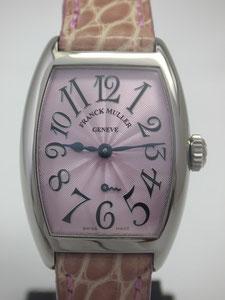 フランクミュラー 1750S6 レディース腕時計 トノーなど腕時計の買取は埼玉県上尾市の質屋かんてい局上尾駅前店