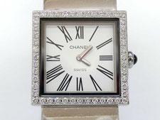 ブランド時計のCHANEL(シャネル)マドモアゼルを高額で買取する埼玉県上尾市の質屋かんてい局上尾駅前店